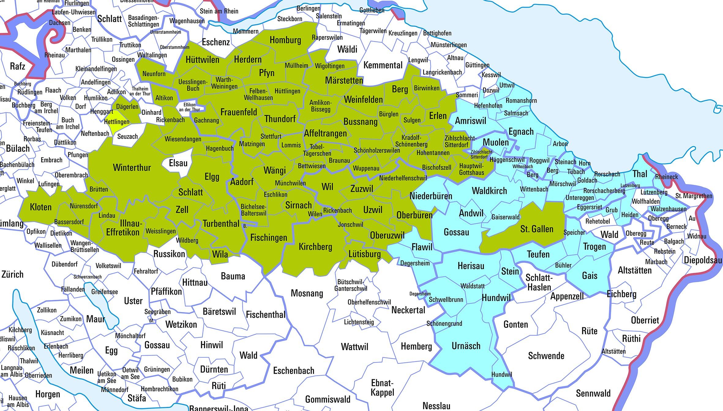 Region Ost Mitglieder